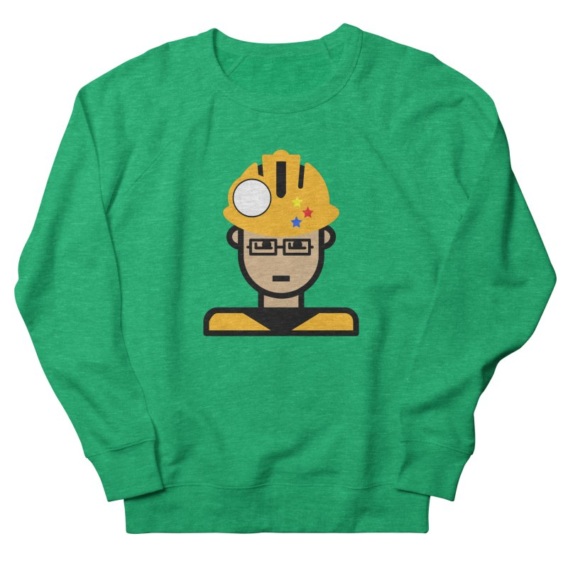 Team Chris Men's French Terry Sweatshirt by Universehead Podcast Network Store