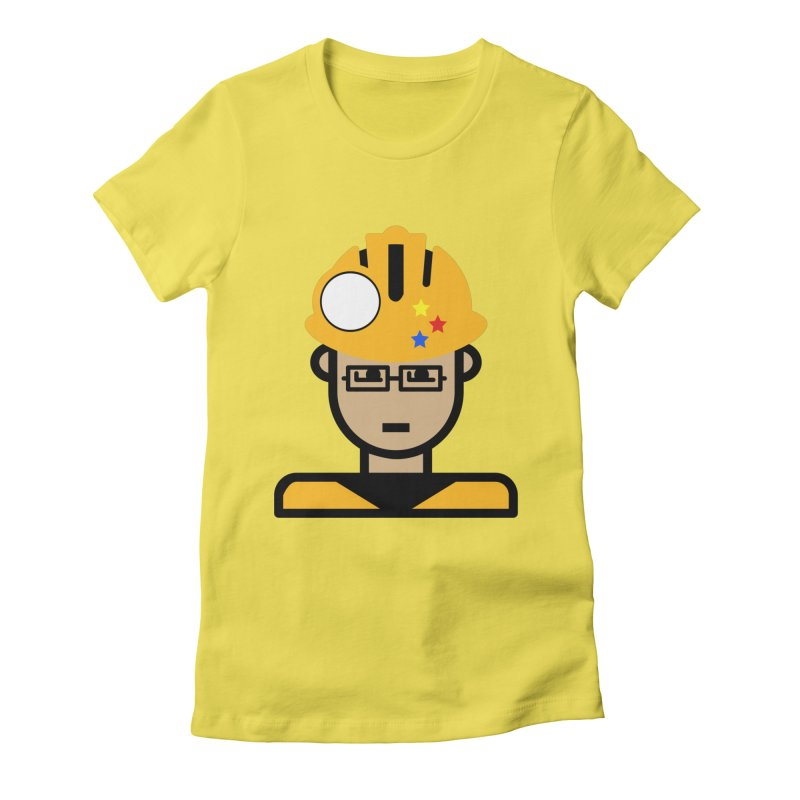 Team Chris Women's Fitted T-Shirt by Universehead Podcast Network Store