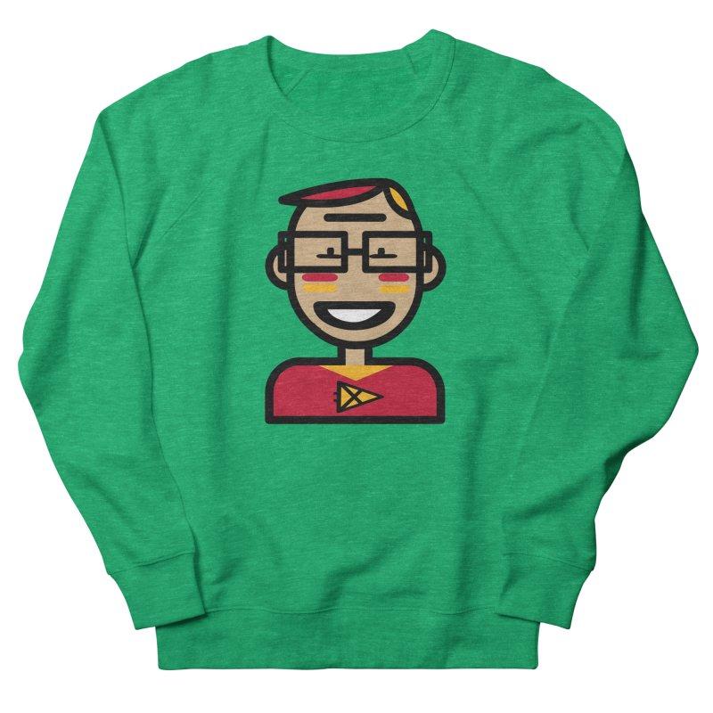 Team Garrett Women's Sweatshirt by Universehead Podcast Network Store