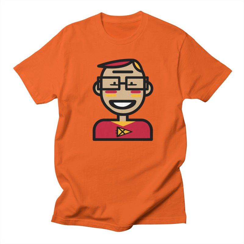 Team Garrett Men's Regular T-Shirt by Universehead Podcast Network Store