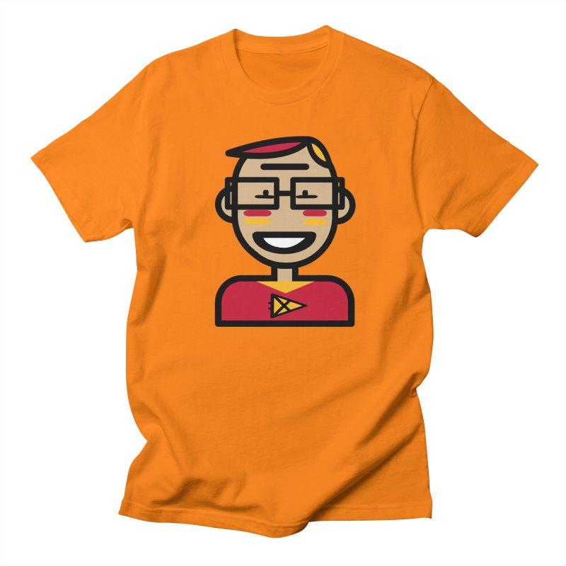 Team Garrett Women's Regular Unisex T-Shirt by Universehead Podcast Network Store