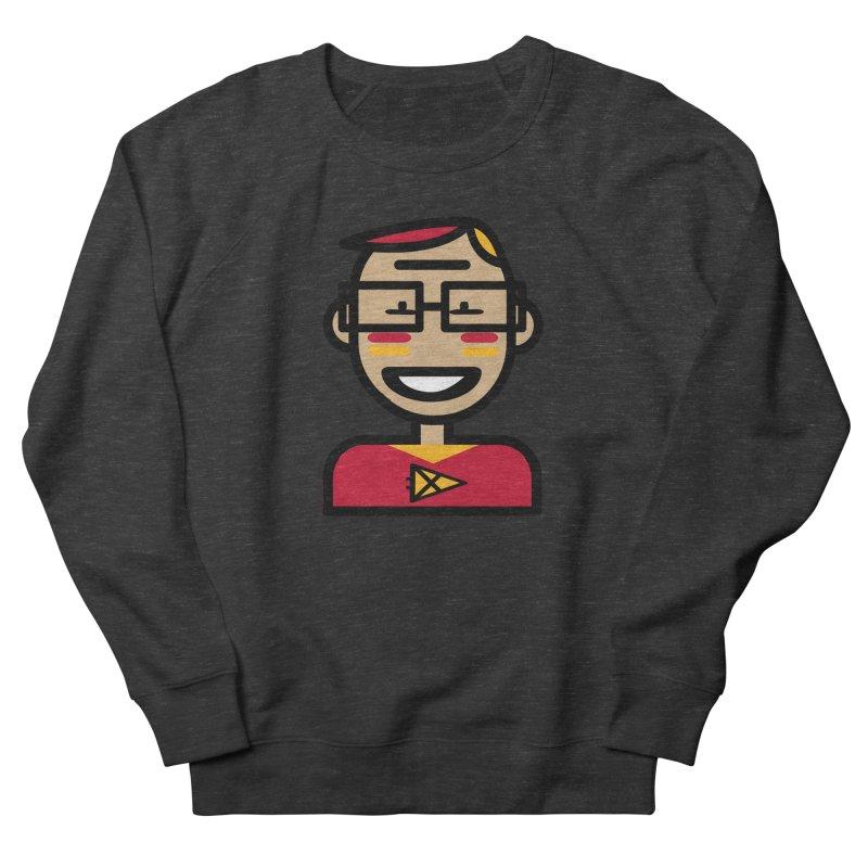 Team Garrett Women's French Terry Sweatshirt by Universehead Podcast Network Store