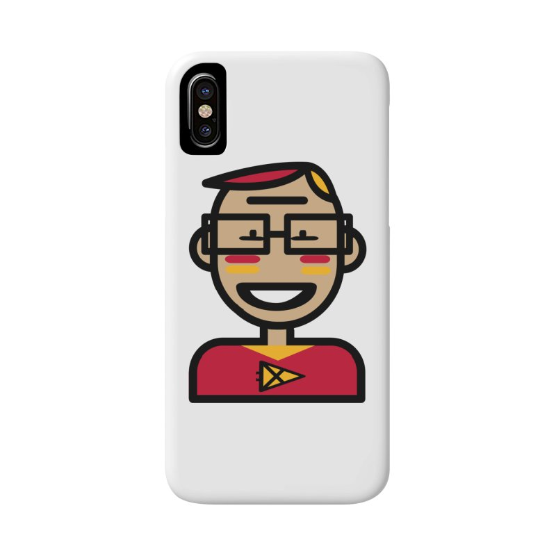Team Garrett Accessories Phone Case by Universehead Podcast Network Store