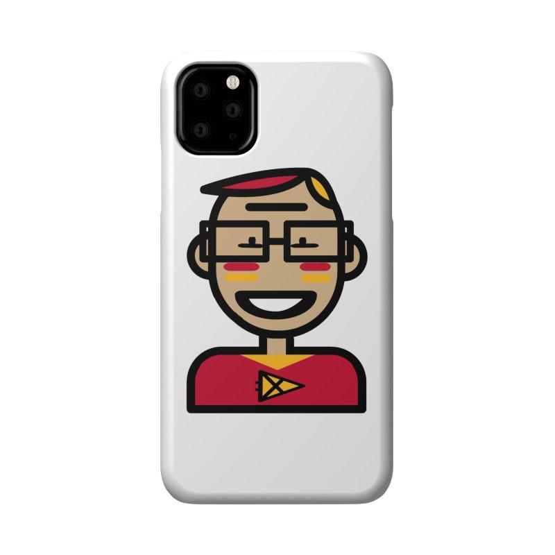 Team Garrett Accessories Phone Case by Universehead Podcast Network Store