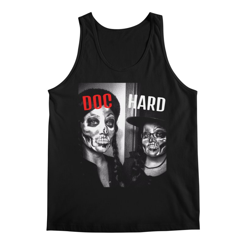Doc Hard Men's Regular Tank by Universehead Podcast Network Store