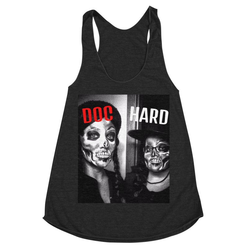 Doc Hard Women's Tank by Universehead Podcast Network Store
