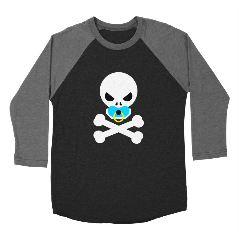 Jolly Roger's Baby Women's Longsleeve T-Shirt by Universehead Podcast Network Store