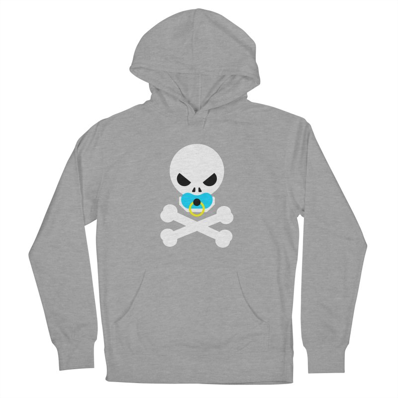 Jolly Roger's Baby Women's French Terry Pullover Hoody by Universehead Podcast Network Store