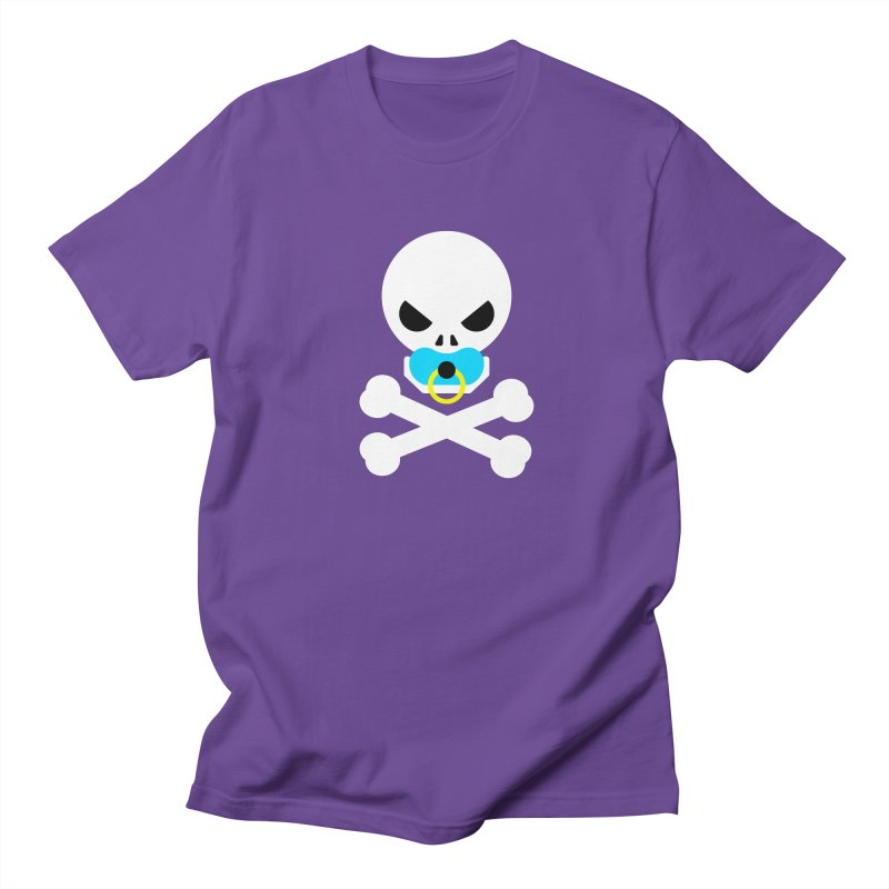 Jolly Roger's Baby Women's Regular Unisex T-Shirt by Universehead Podcast Network Store