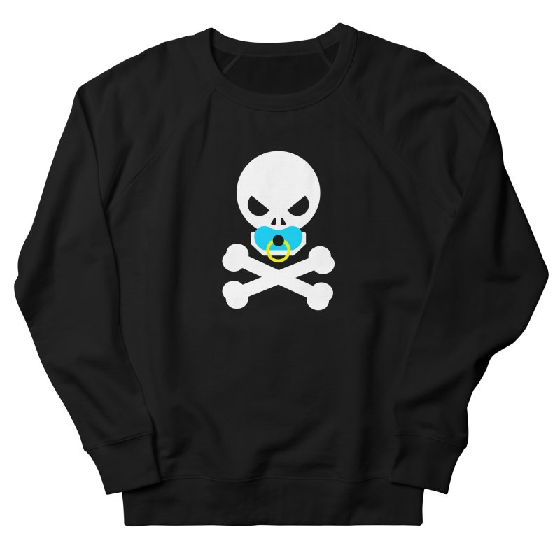 Jolly Roger's Baby Women's French Terry Sweatshirt by Universehead Podcast Network Store