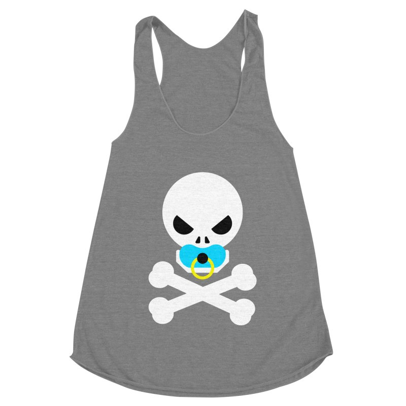 Jolly Roger's Baby Women's Tank by Universehead Podcast Network Store