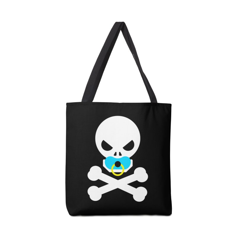 Jolly Roger's Baby Accessories Bag by Universehead Podcast Network Store