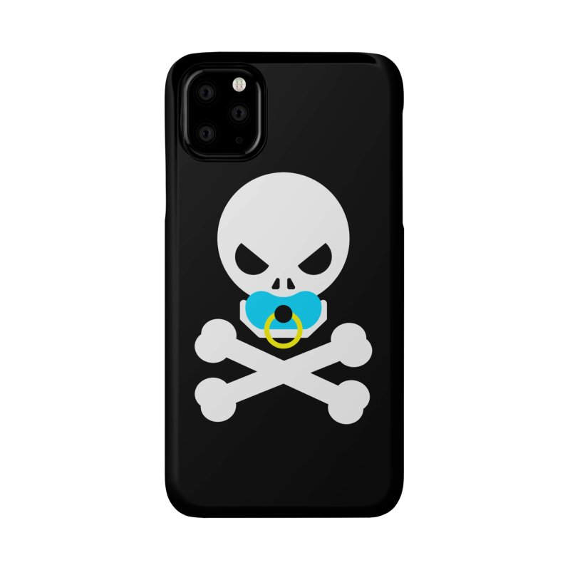 Jolly Roger's Baby Accessories Phone Case by Universehead Podcast Network Store