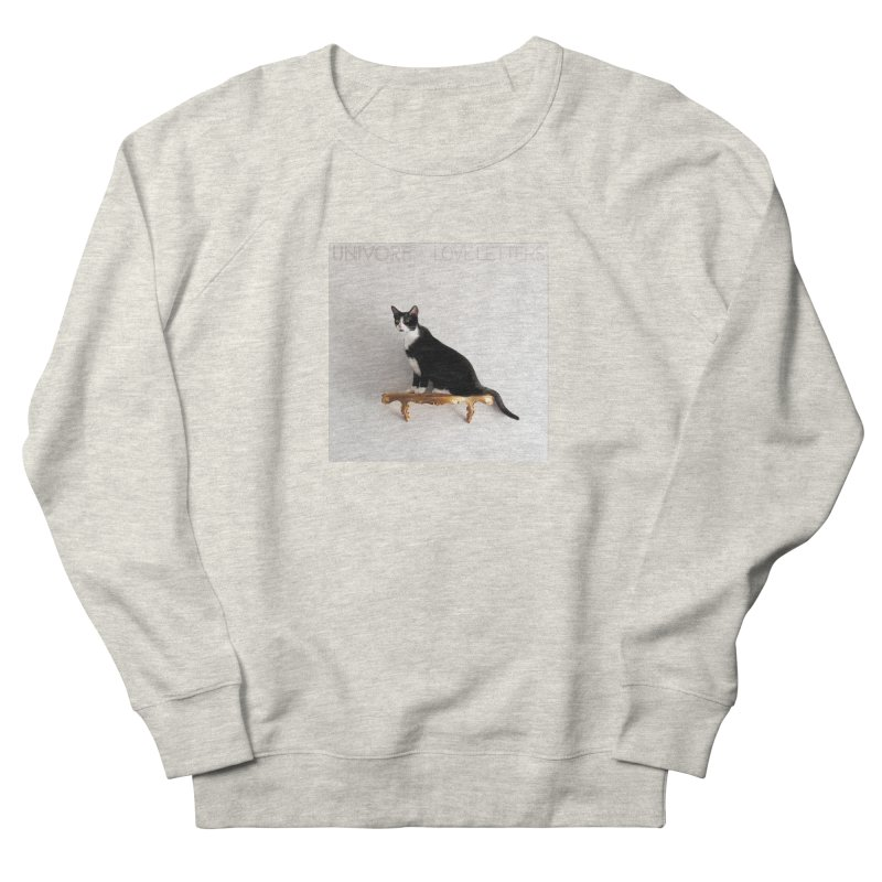 Love Letters Women's French Terry Sweatshirt by the UNIVORE store