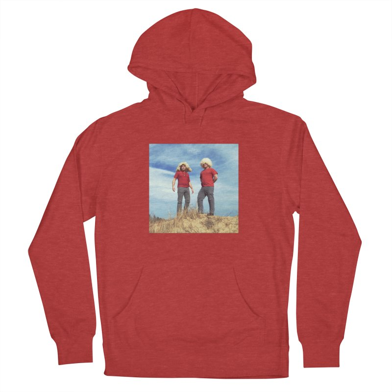 Beasts From a Silk Womb Men's Pullover Hoody by the UNIVORE store