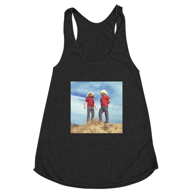 Beasts From a Silk Womb Women's Racerback Triblend Tank by the UNIVORE store