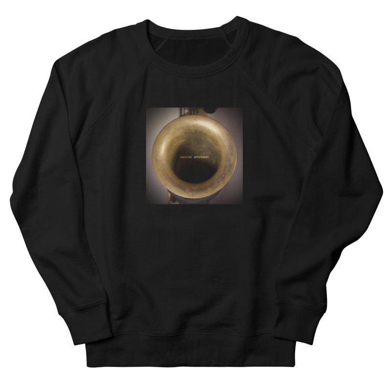 Mysteries Men's French Terry Sweatshirt by the UNIVORE store