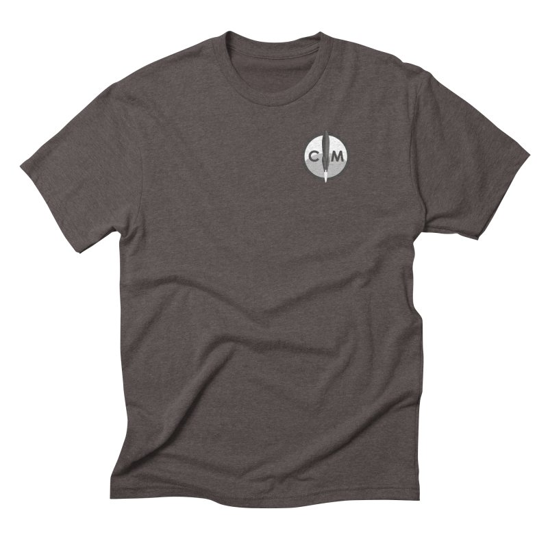 Celestial Medicine patch Men's Triblend T-Shirt by the UNIVORE store