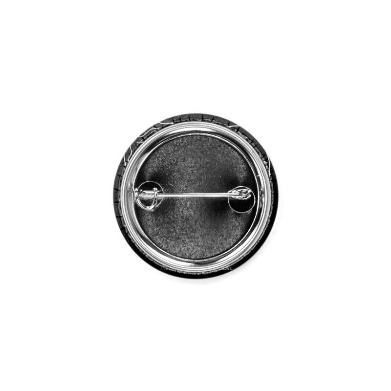 Sympathetic Vibrations Accessories Button by the UNIVORE store