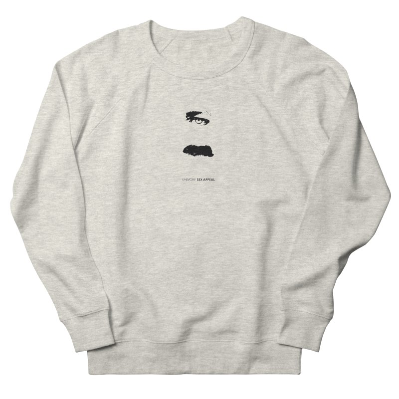 Sex Appeal Women's French Terry Sweatshirt by the UNIVORE store