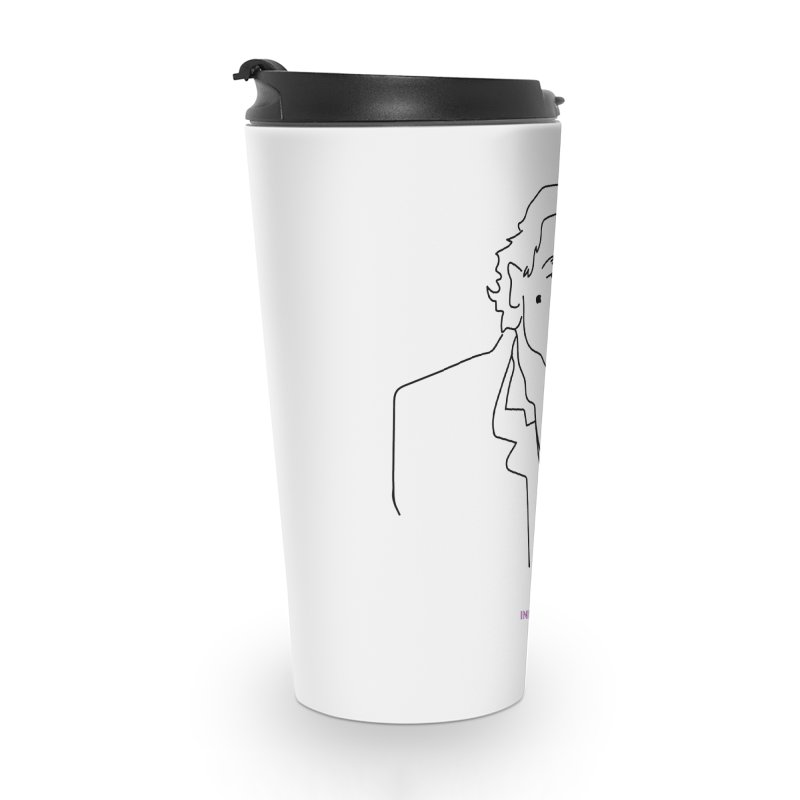 Infinite ∞ Marco (white) Accessories Travel Mug by the UNIVORE store