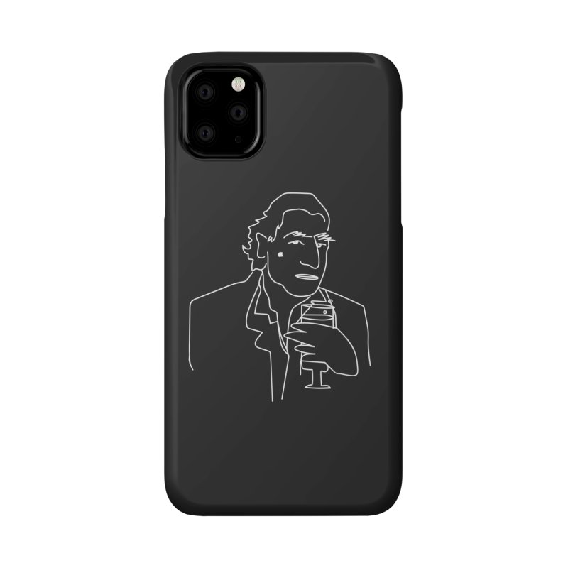 Infinite ∞ Marco (black) Accessories Phone Case by the UNIVORE store