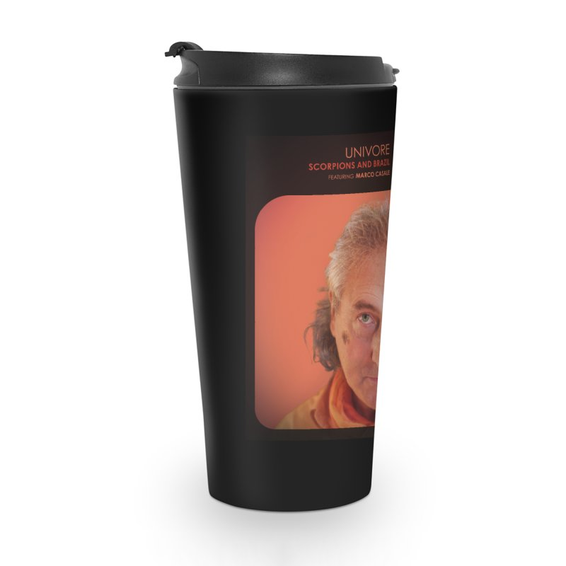 Scorpions and Brazil Accessories Travel Mug by the UNIVORE store