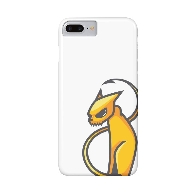 Fiesty Accessories Phone Case by Unleished Art