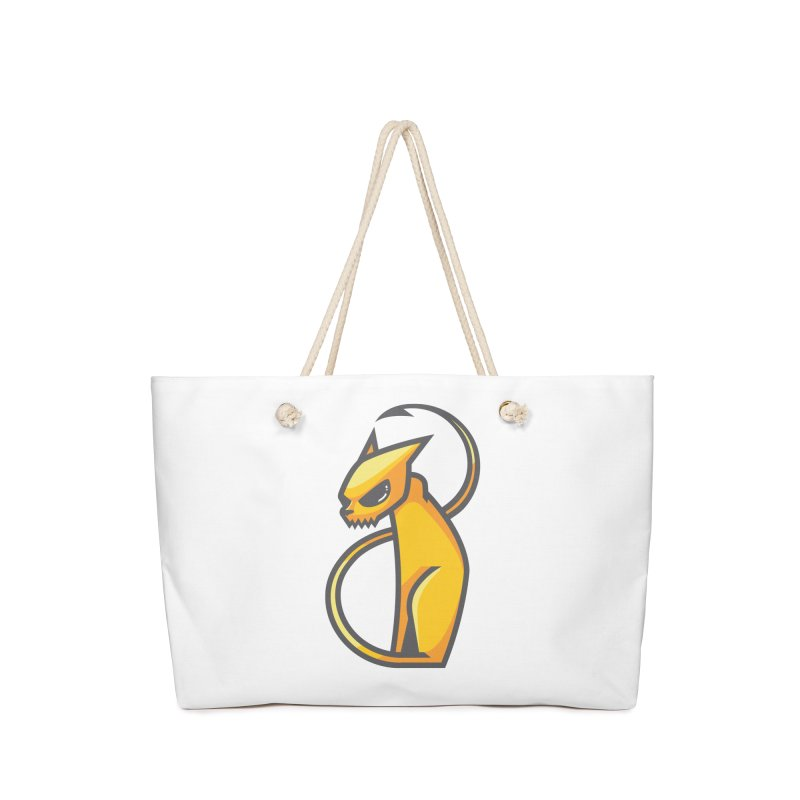 Fiesty Accessories Bag by Unleished Art