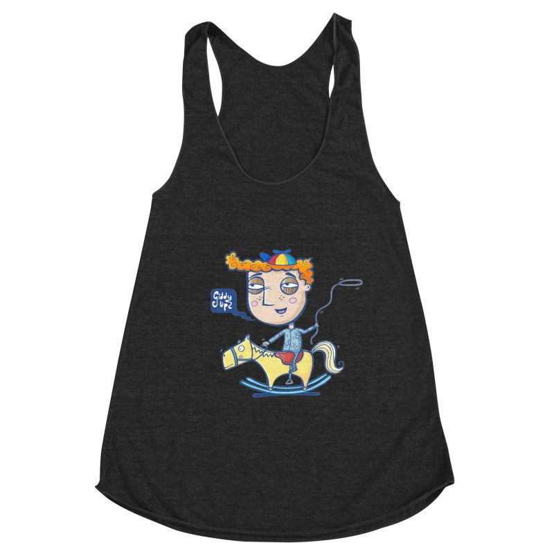 Giddy up! Women's Tank by Unleished Art