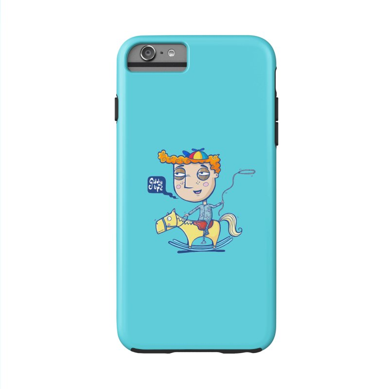 Giddy up! Accessories Phone Case by Unleished Art