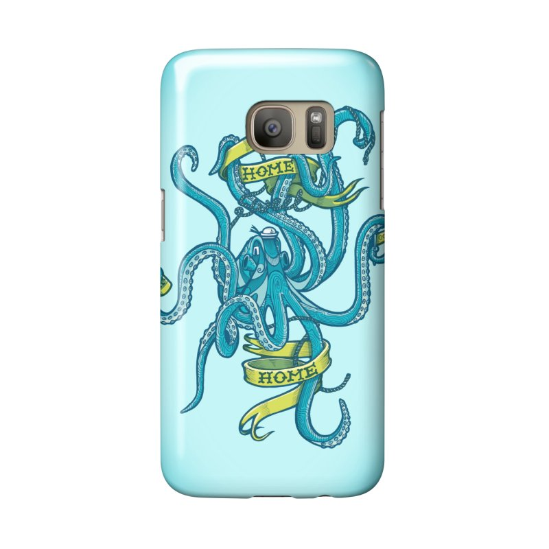 home sweet home Accessories Phone Case by Unleished Art