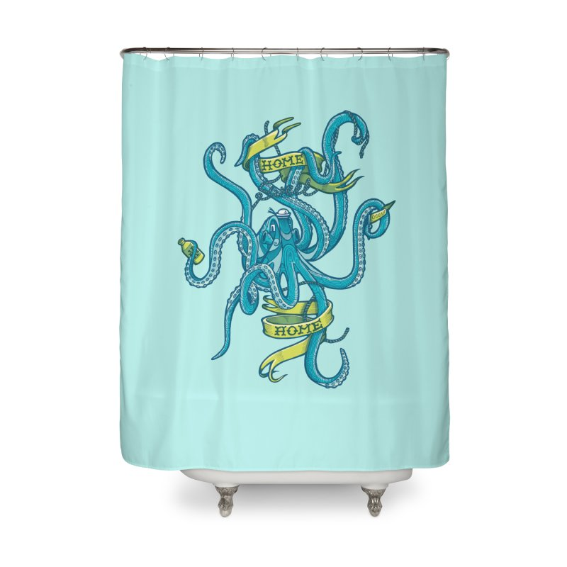 home sweet home Home Shower Curtain by Unleished's Artist Shop
