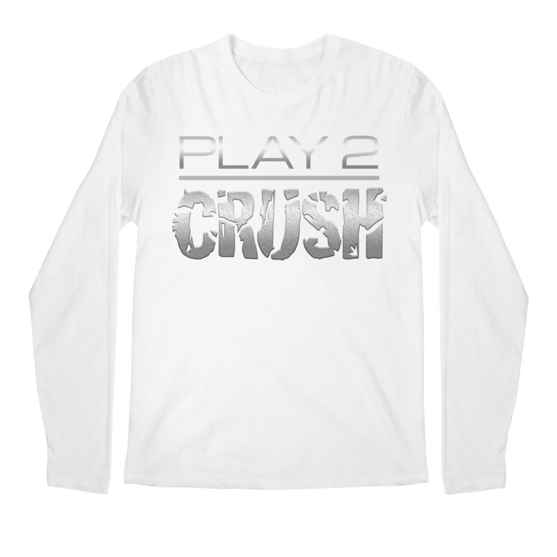 P2 Crush! Men's Regular Longsleeve T-Shirt by Shirts by Noc