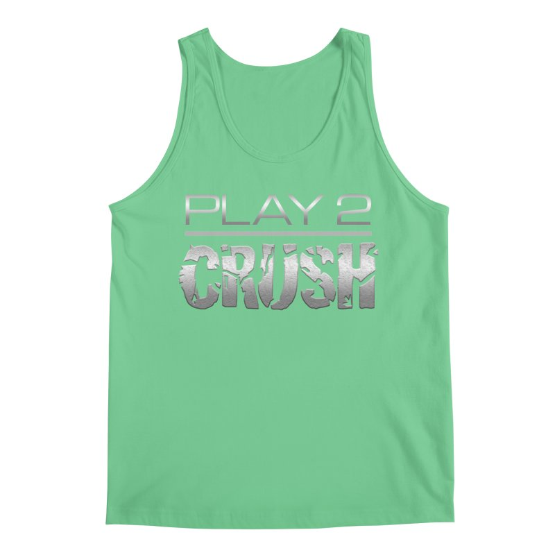 P2 Crush! Men's Tank by Shirts by Noc