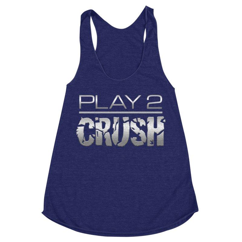 P2 Crush! Women's Tank by Shirts by Noc