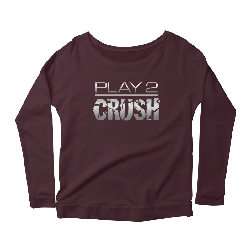 P2 Crush! Women's Longsleeve T-Shirt by Shirts by Noc