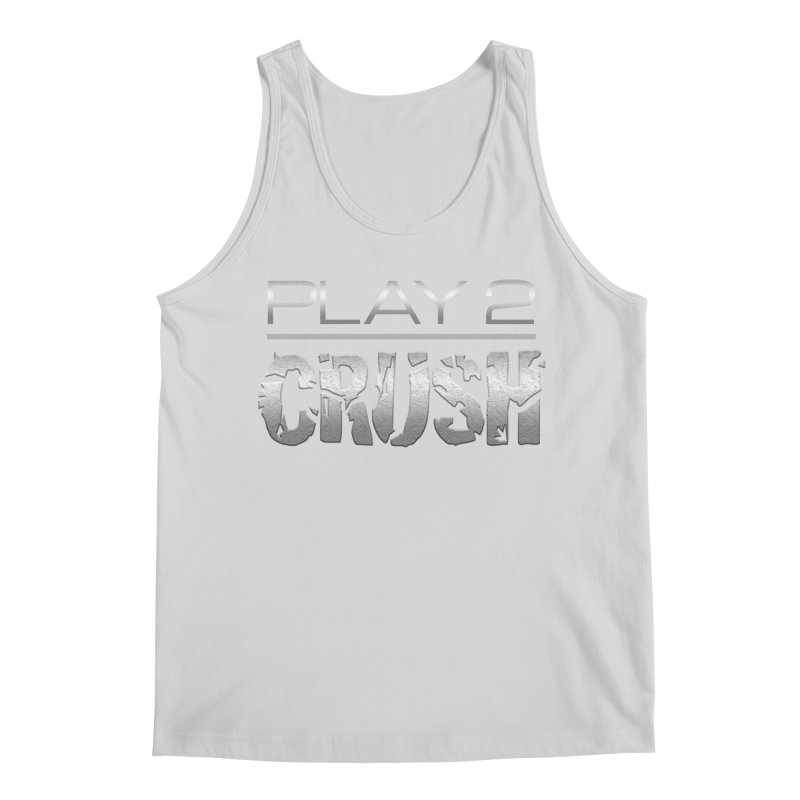 P2 Crush! Men's Regular Tank by Shirts by Noc