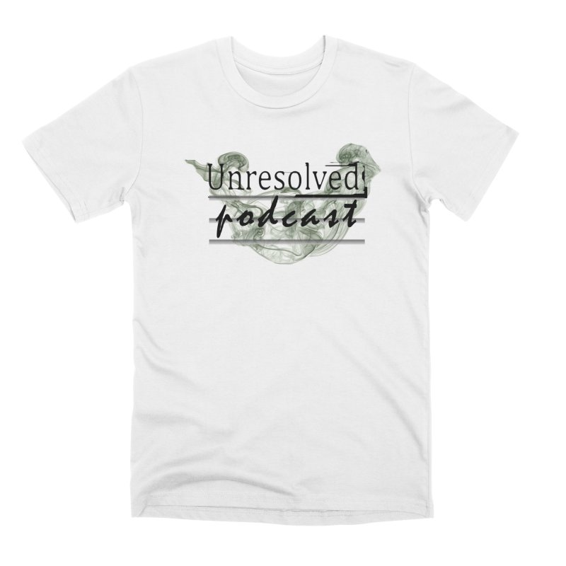 Unresolved Podcast Men's Premium T-Shirt by Unresolved Shop