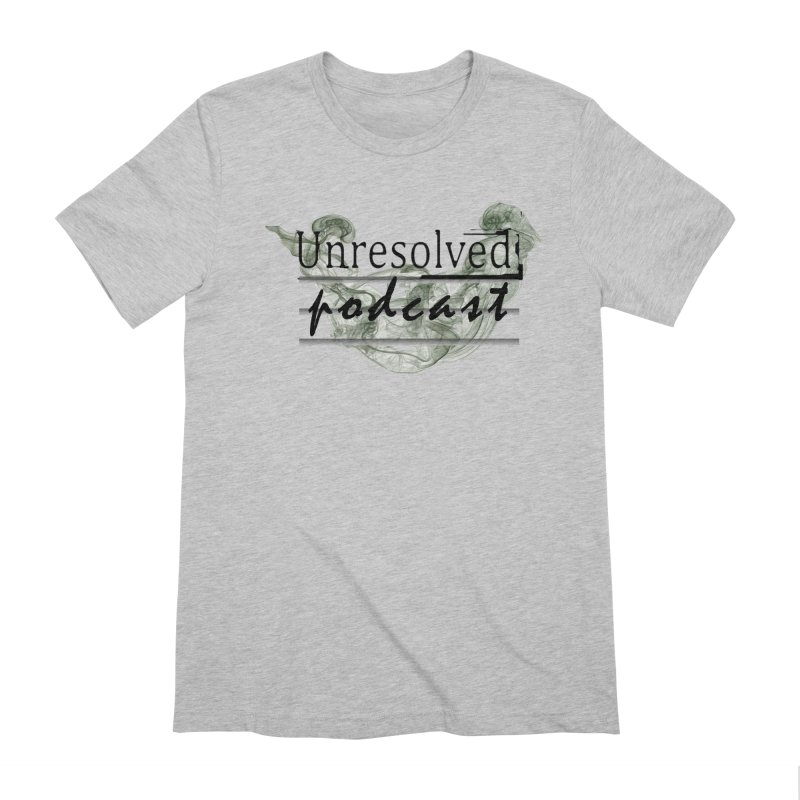 Unresolved Podcast Men's Extra Soft T-Shirt by Unresolved Shop