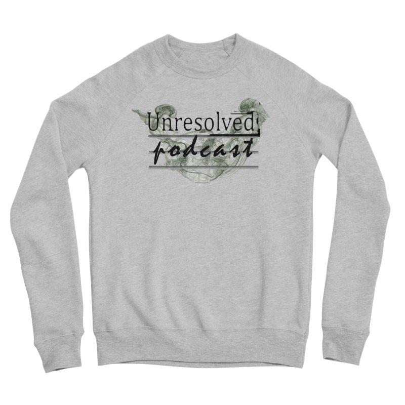 Unresolved Podcast Men's Sponge Fleece Sweatshirt by Unresolved Shop