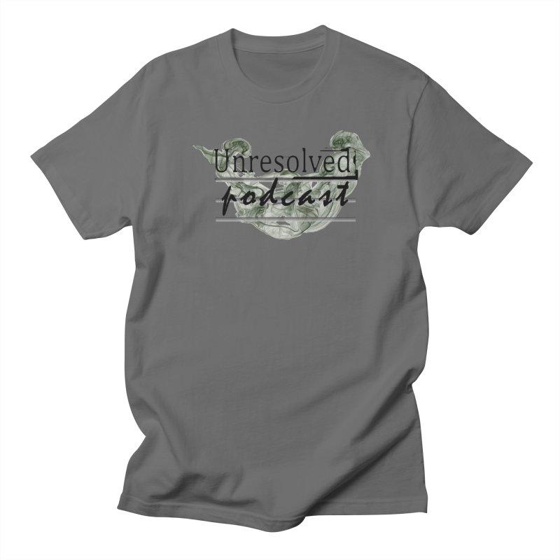 Unresolved Podcast Men's T-Shirt by Unresolved Shop