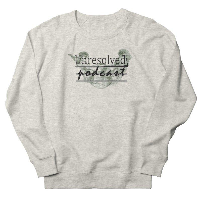 Unresolved Podcast Men's Sweatshirt by Unresolved Shop