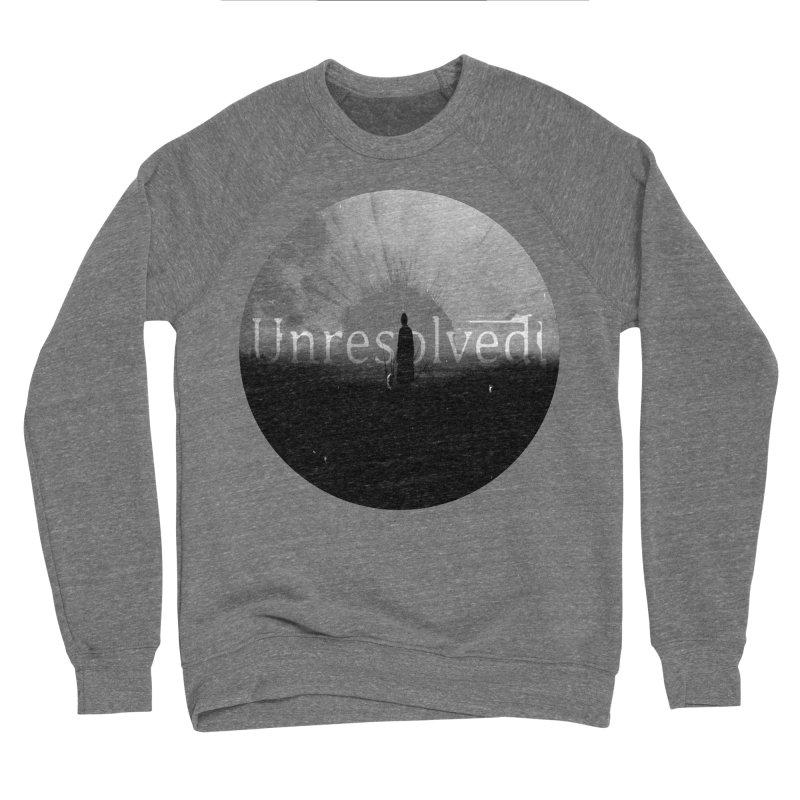 Logo (Rounded) Women's Sponge Fleece Sweatshirt by Unresolved Shop