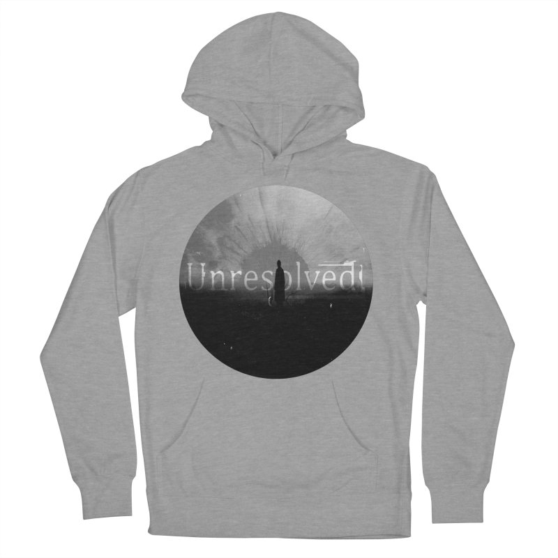 Logo (Rounded) Men's French Terry Pullover Hoody by Unresolved Shop
