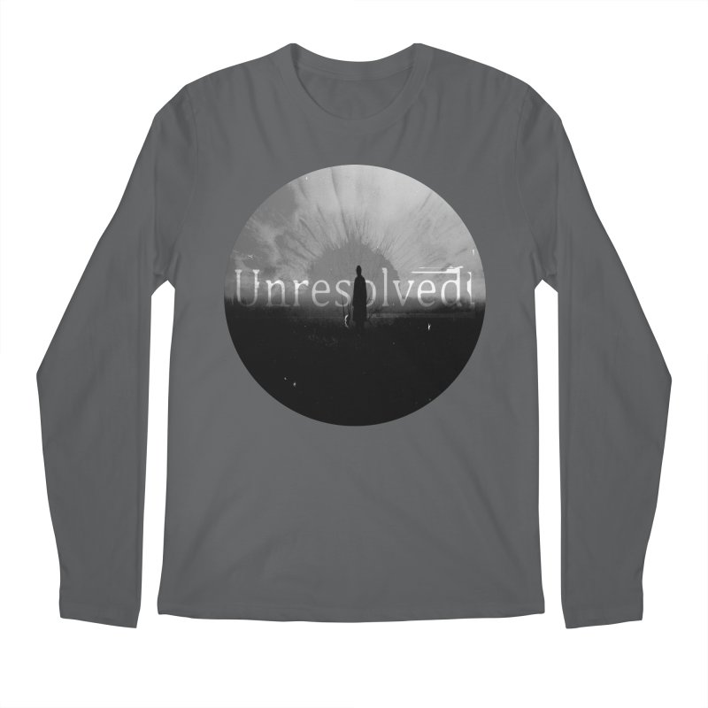 Logo (Rounded) Men's Longsleeve T-Shirt by Unresolved Shop