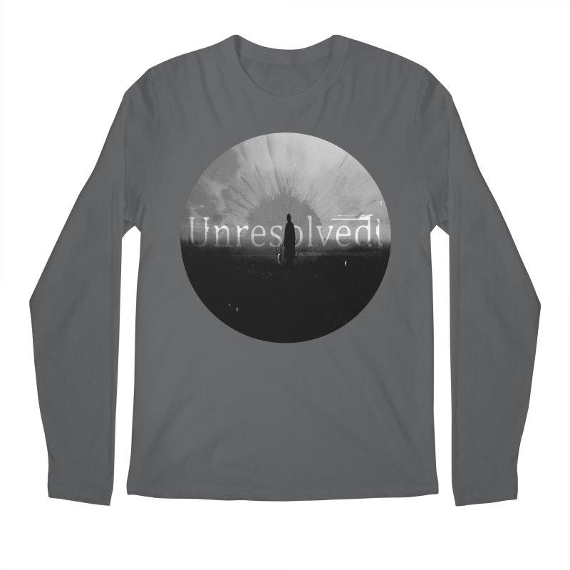 Logo (Rounded) Men's Regular Longsleeve T-Shirt by Unresolved Shop