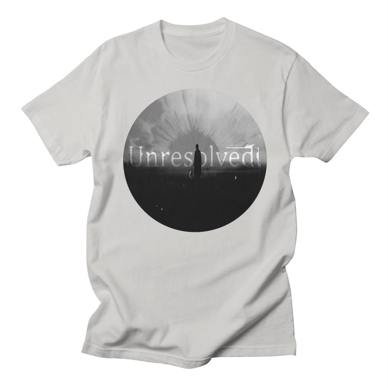Logo (Rounded) Women's Regular Unisex T-Shirt by Unresolved Shop