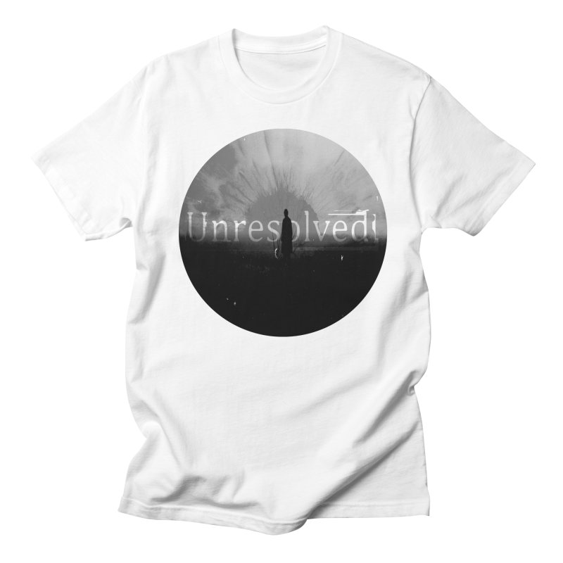 Logo (Rounded) Men's Regular T-Shirt by Unresolved Shop
