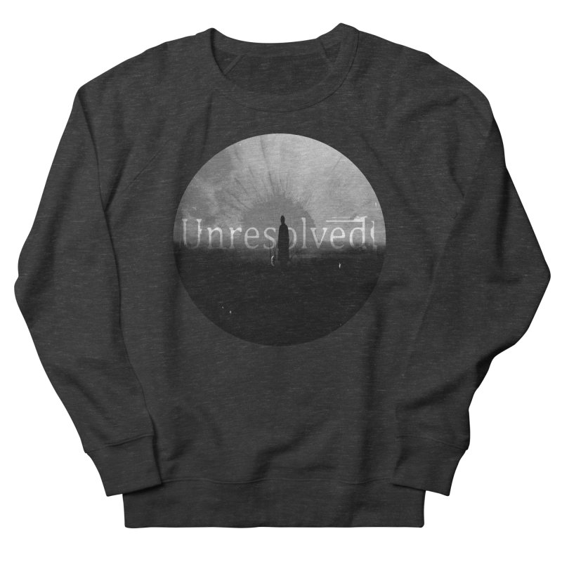 Logo (Rounded) Men's French Terry Sweatshirt by Unresolved Shop
